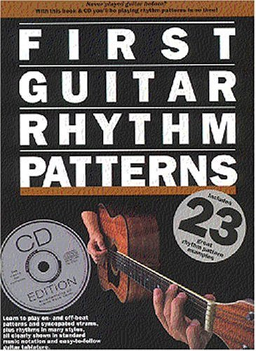9780711972643: First Guitar Rhythm Patterns