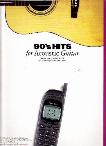 9780711972711: 90s Hits for the Acoustic Guitar