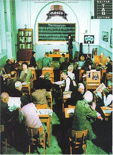 9780711972759: Oasis: The Masterplan Guitar Tab Edition