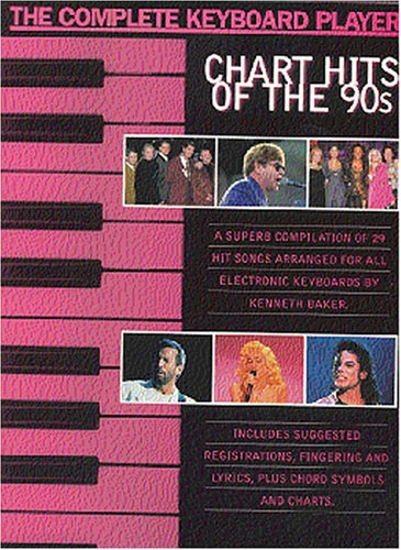 9780711972773: The Complete Keyboard Player Chart Hits Of