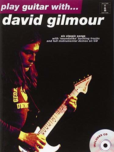 9780711972872: Play Guitar With...David Gilmour