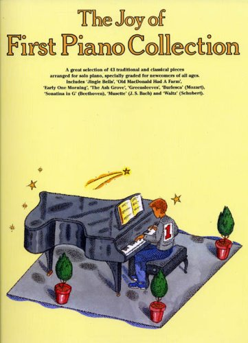 9780711972926: The Joy of First Piano Collection