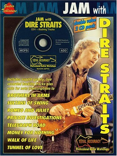 9780711972964: JAM WITH DIRE STRAITS + CD (Jam With The Guitar Greats)