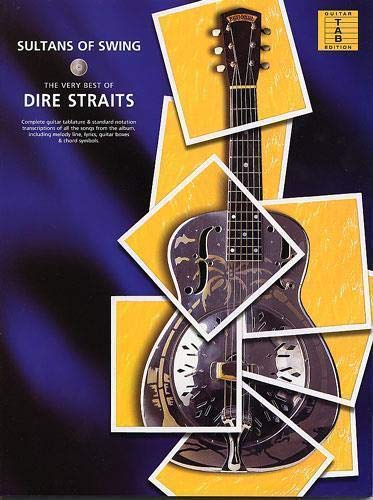 9780711973039: Sultans of swing: the very best of Dire Straits : guitar-tab edition: The Very Best Of TAB