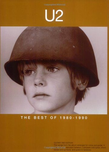 9780711973091: Partition : U2 The Best Of 1980-1990 Guit. Tab