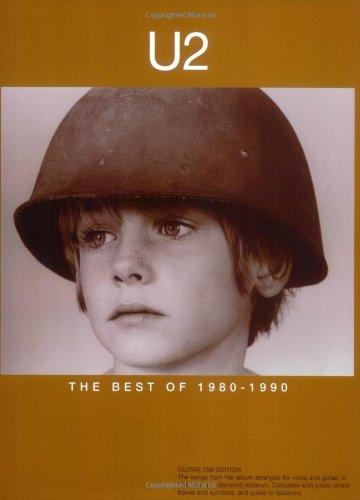 9780711973091: The Best of U2 - 1980-1990