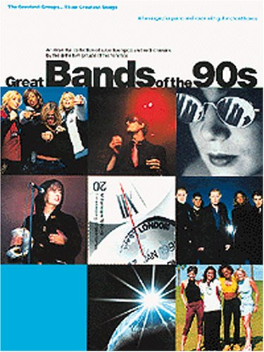 9780711973183: Great Bands of the 90s