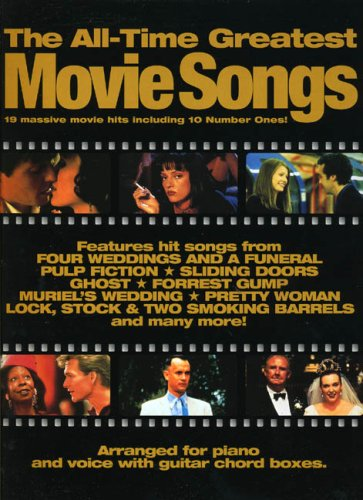 9780711973404: The All-Time Greatest Movie Songs