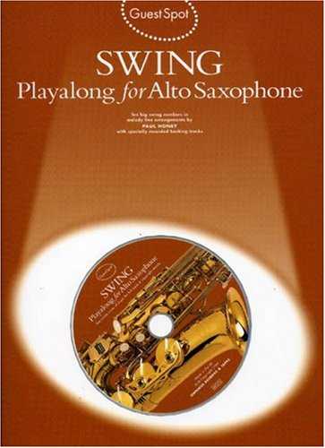 9780711973640: Guest Spot: Swing Playalong for Alto Saxophone