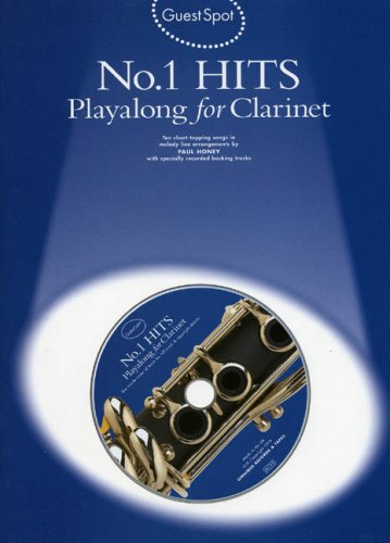 9780711973657: Guest Spot: No.1 Hits Playalong for Clarinet