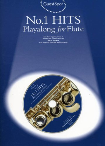 9780711973664: Guest Spot: No.1 Hits Playalong for Flute