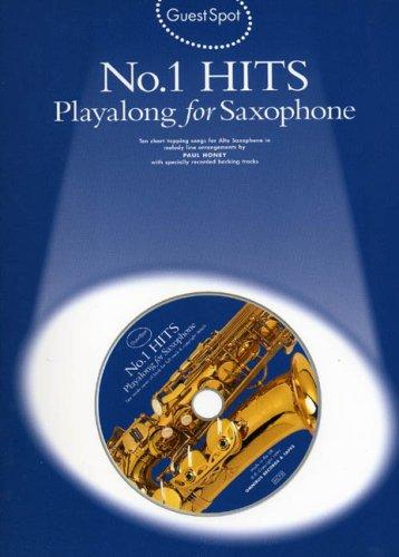 9780711973671: Guest Spot: No.1 Hits Playalong for Alto Saxophone
