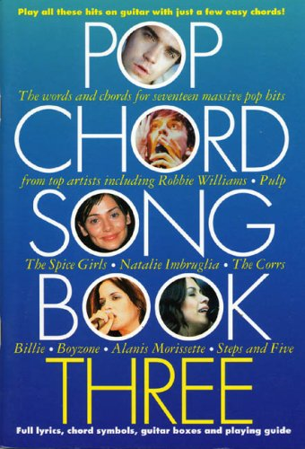 9780711974029: The Pop Chord Song Book: 3