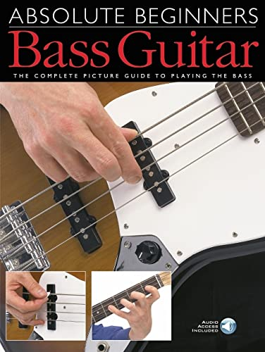 9780711974272: Absolute Beginners - Bass Guitar
