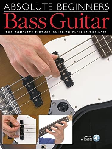 9780711974272: Absolute Beginners - Bass Guitar