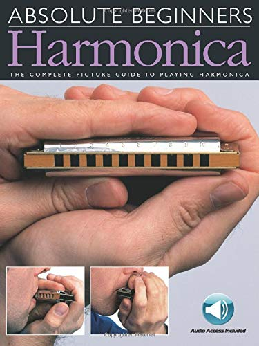 9780711974319: Absolute Beginners - Harmonica