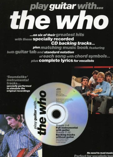 9780711974500: Play Guitar With... The Who