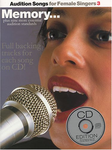 9780711974555: Audition Songs for Female Singers 3: 3