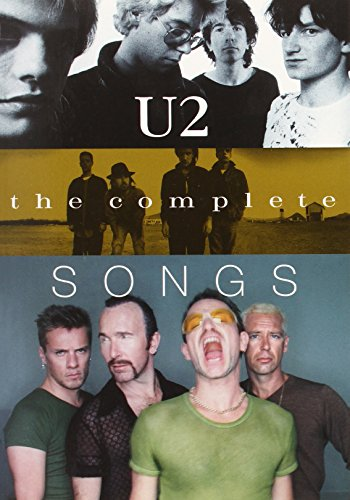 9780711974692: COMPLETE SONGS U2: The Complete Songs