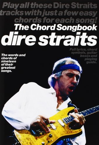 9780711974838: The chord songbook: Dire Straits