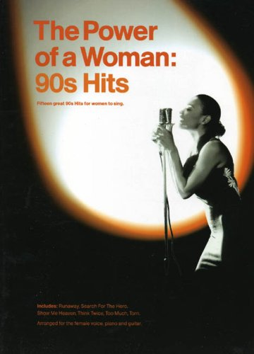 9780711974913: The Power of a Woman : 90's Hits