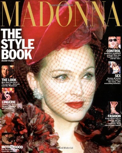 9780711975118: Madonna: The Style Book
