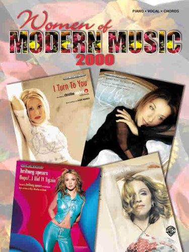 9780711975217: Women of Modern Music 2000