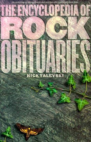 9780711975484: The Encyclopedia of Rock Obituaries