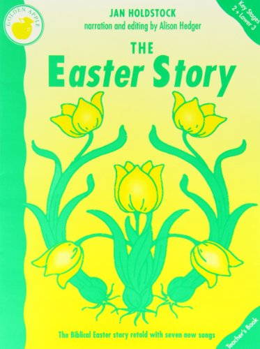 9780711975613: Jan Holdstock: The Easter Story (Teacher's Book)