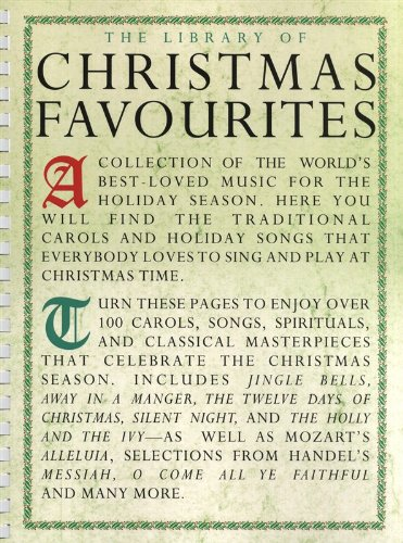 9780711975842: The Library of Christmas Favourites