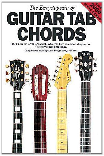 9780711975965: The Encyclopedia of Guitar Tab Chords