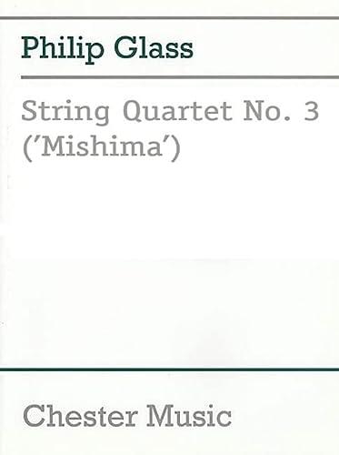 9780711976443: String Quartet No. 3 (Mishima)