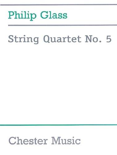 9780711976450: String Quartet No. 5