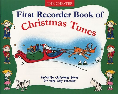 9780711976719: First Recorder Book of Christmas Tunes