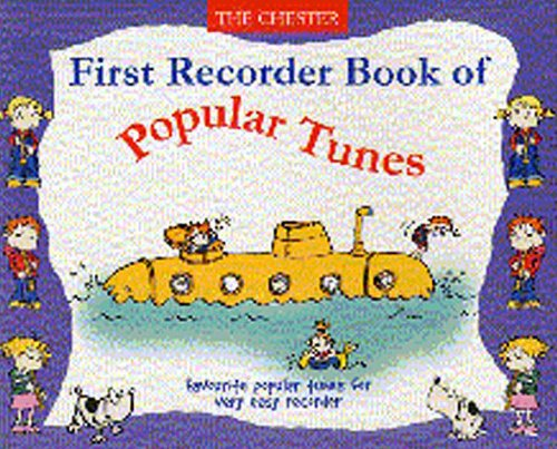 9780711976726: First Recorder Book Popular Tunes
