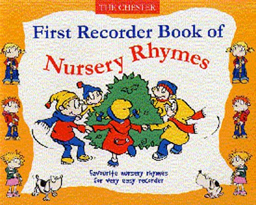 9780711976733: First Recorder Book of Nursery Rhymes