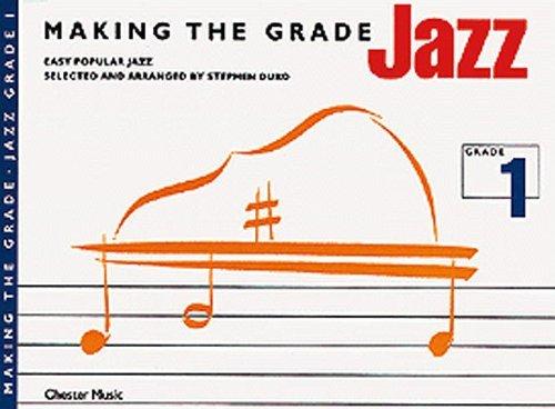 9780711976849: Making The Grade: Jazz Grade Two (Piano)