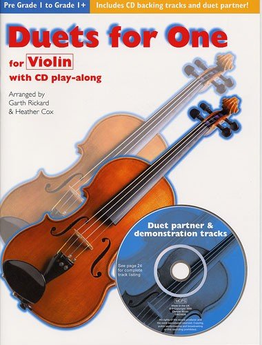 9780711976955: Duets for One: Violin (...for All)