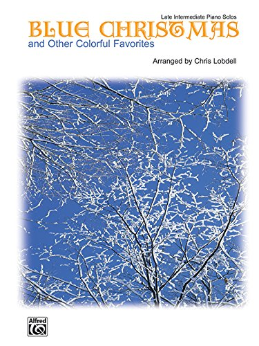 9780711977235: Blue Christmas and Other Colorful Favorites