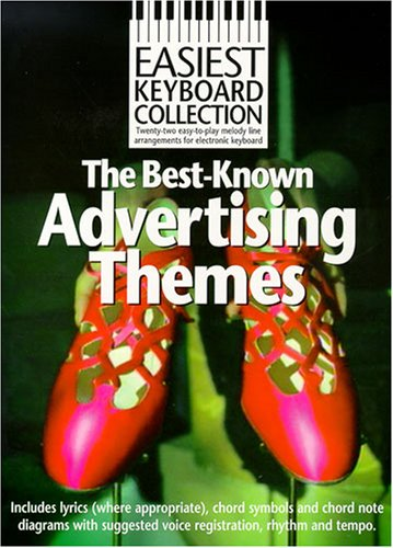 9780711977549: Easiest Keyboard Collection: Advertising Themes