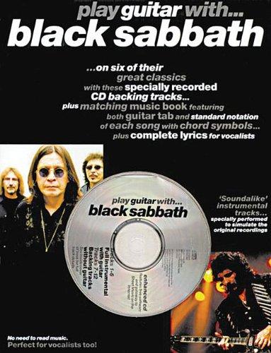 9780711977624: Play Guitar With...Black Sabbath