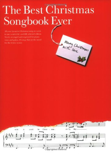 9780711977754: The Best Christmas Songbook Ever