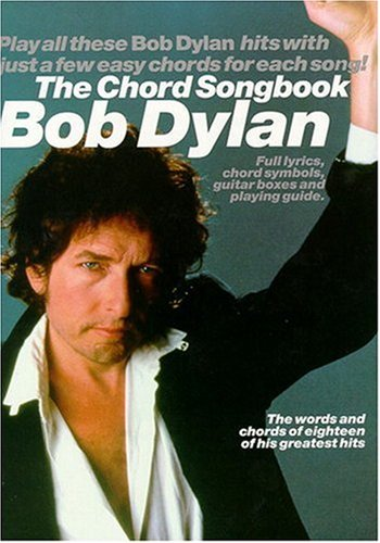 9780711977761: Bob Dylan - The Chord Songbook