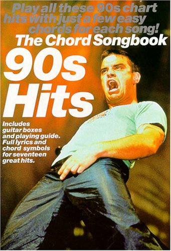 90s hits: The Chord Songbook: Various Artists