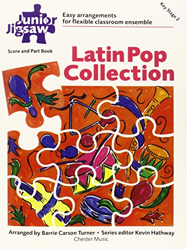 Junior Jigsaw: Latin Pop Collection: Junior Jigsaw