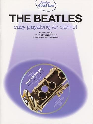 9780711978072: Junior Guest Spot: The Beatles - Easy Playalong (clarinet)