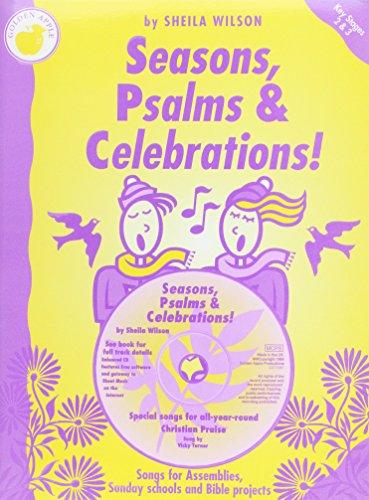 9780711978140: Sheila Wilson: Seasons, Psalms and Celebrations (teacher's Book/CD)