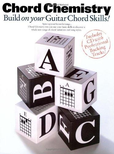 9780711978201: Chord Chemistry: Building New Guitar Chord Skills! (Guitar Books)
