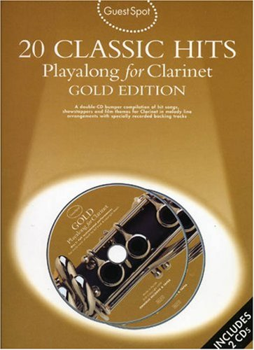 9780711978409: Guest Spot: 20 Classic Hits Playalong for Clarinet Gold Edition