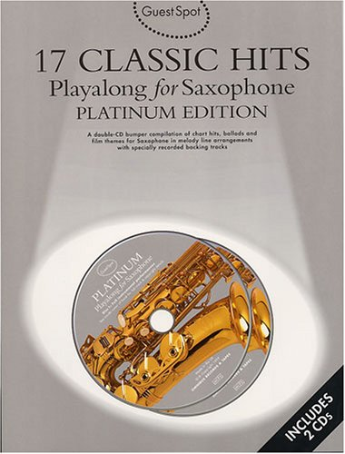 9780711978447: Guest Spot: 17 Classic Hits Playalong for Saxophone